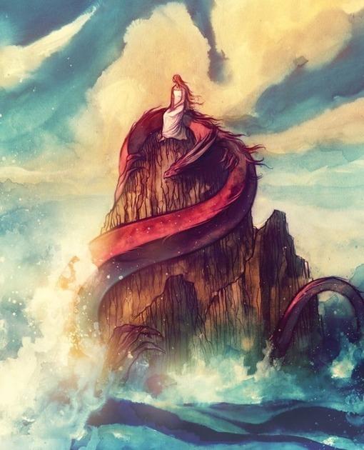 Лилит и дракон