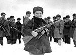Музыкальный клип к 70-летию Победы в Великой Отечественной войне. Они защищали, они нас любили...